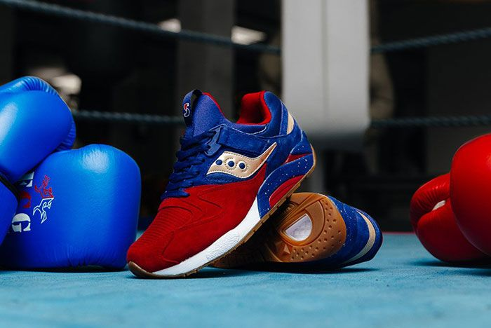 Saucony Grid 9000 Sparring 5