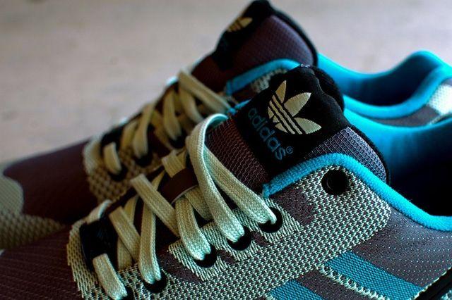 Adidas Zx Flux Weave Onix Fromin 2