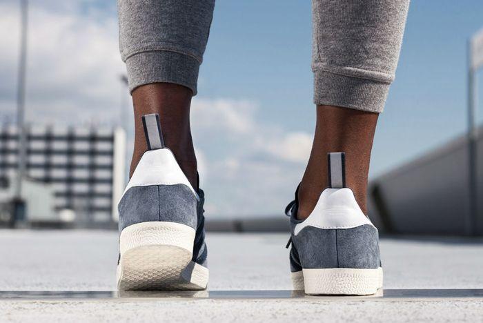 Adidas Gazelle Utility Blue1