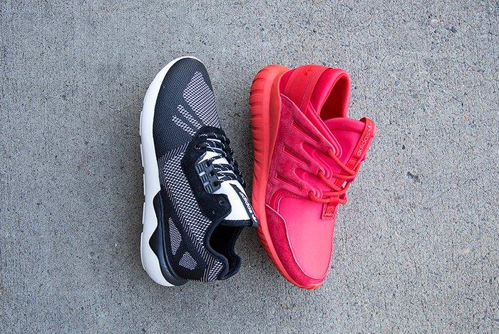 Adidas Tubular Collection In Hype Dc 2