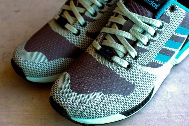 Adidas Zx Flux Weave Onix Fromin 4
