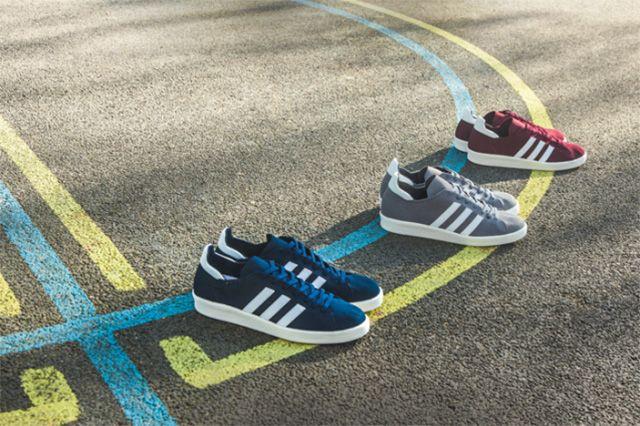 Adidas Consortium Campus Primeknit 6