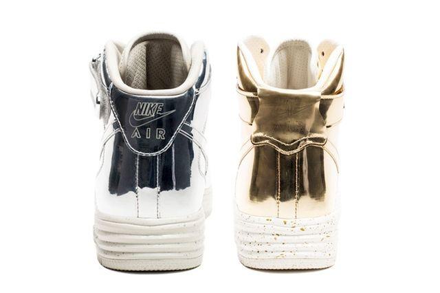 Nike Lunar Force 1 High Sp Liquid Metal Pack 5