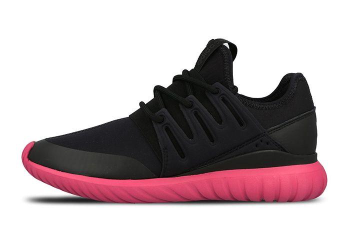 Adidas Tubular Radial Eqt Pink3