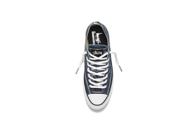 Stussy X Converse Chuck Taylor All Star 70 Anniversary Collection 5