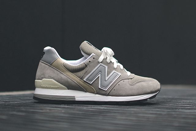 New Balance 996 Grey 7