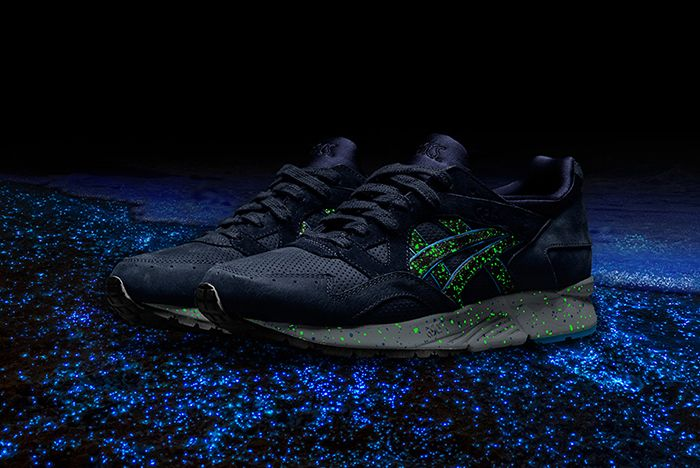 Asics Gel Lyte Maldives Pack Glow In The Dark2
