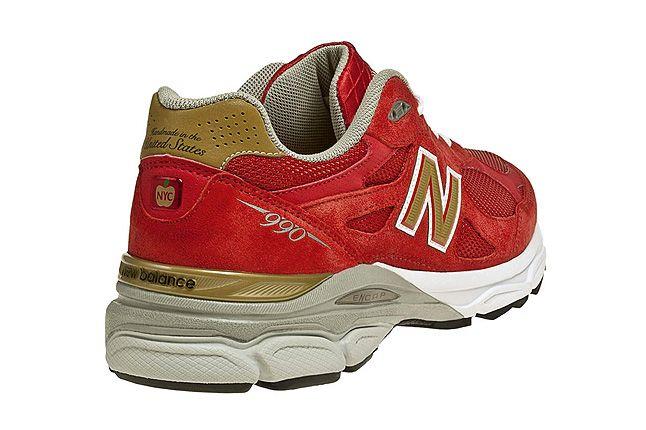 Nb Nyc 990 Red Profile Heel 1