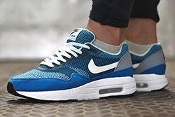 Nike Air Max 1 Jacquard Photo Blue Thumb