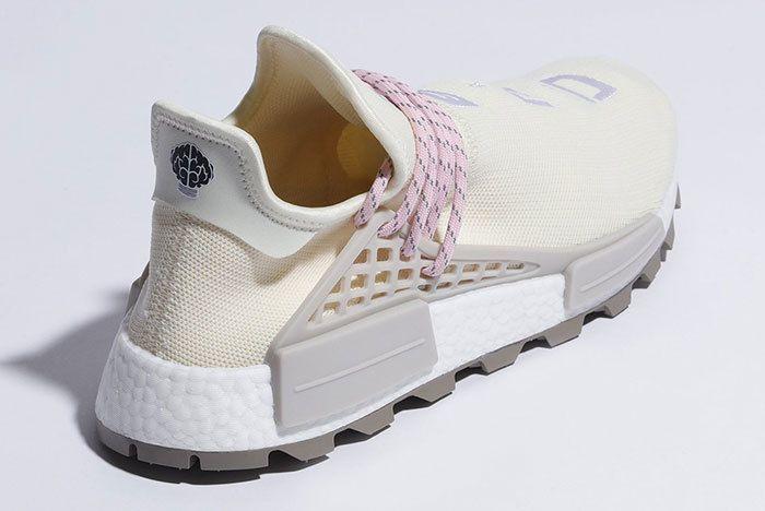 Adidas Nmd Hu Pharrell Nerd White 5