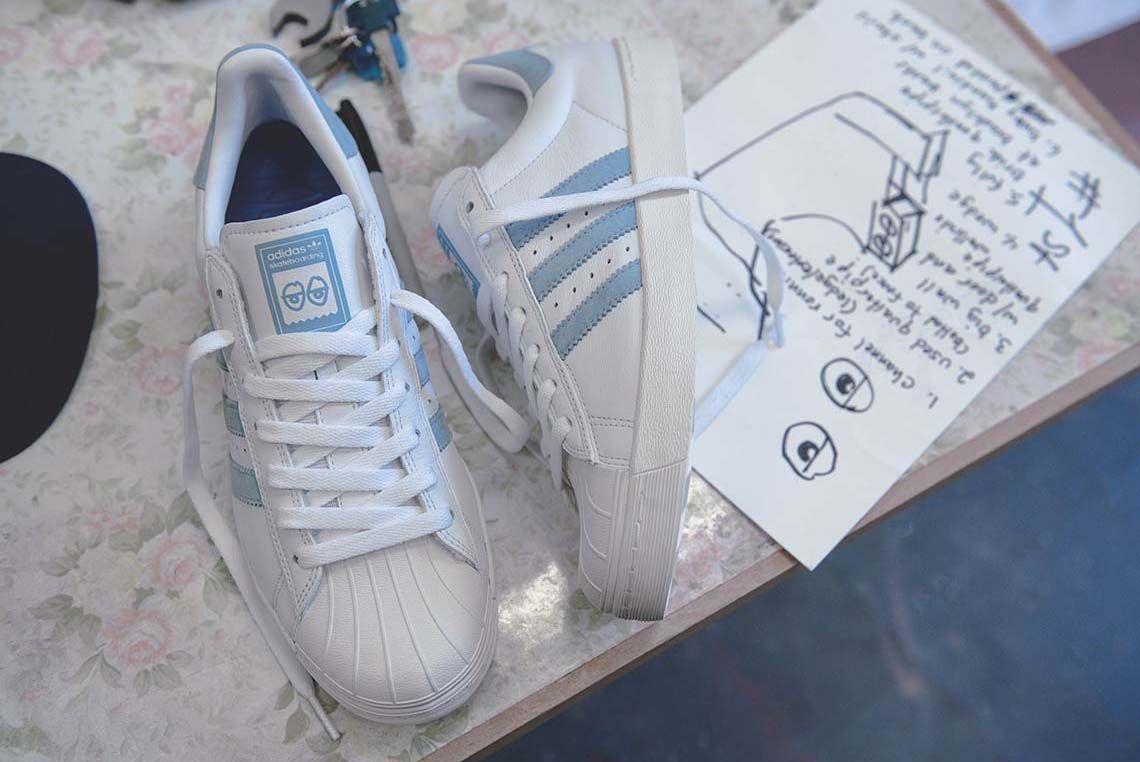 Adidas Skateboarding Krooked Mark Gonzalez 2 Sneaker Freaker