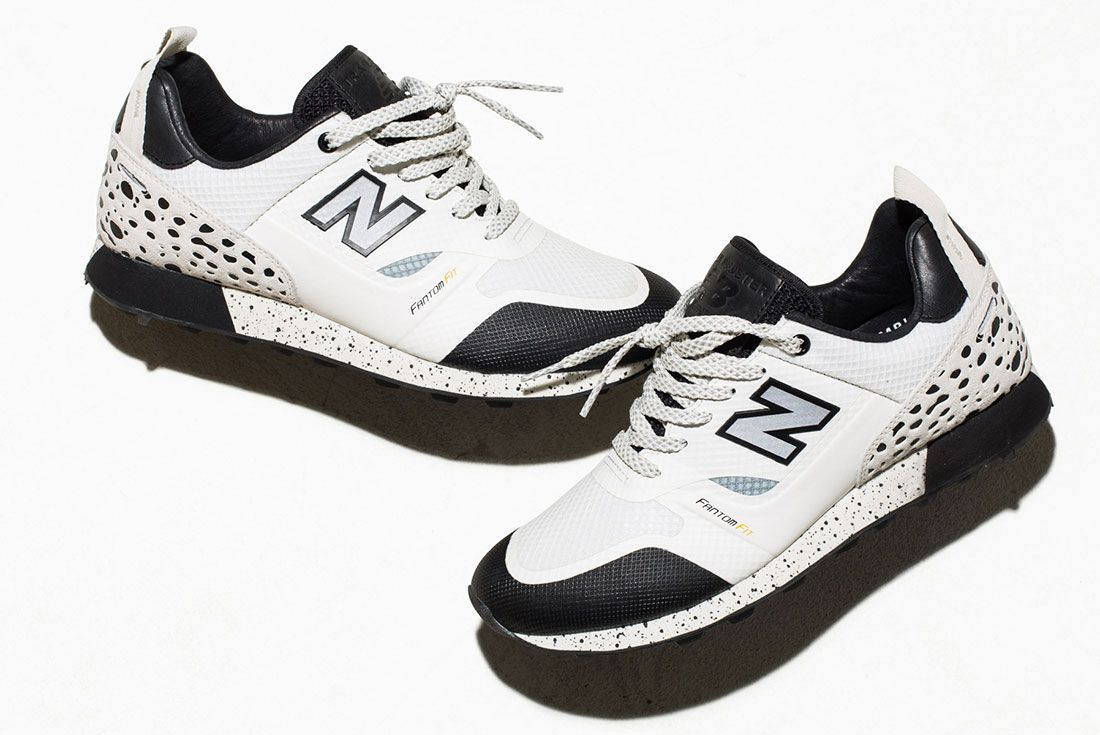 Undefeated X New Balance Trailbuster Unbalanced Pack7