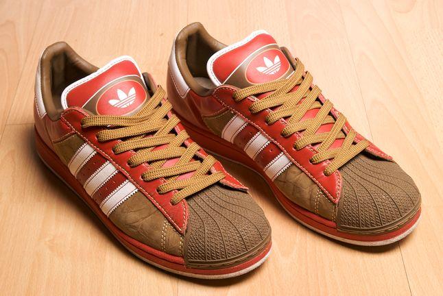 Dean Morris Adidas Superstar 21 1