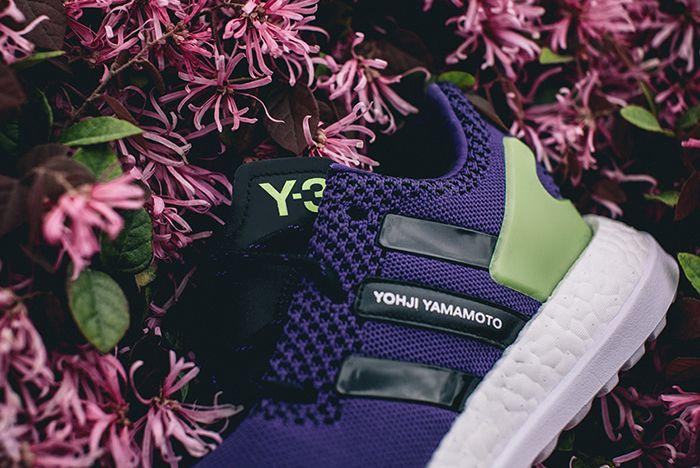 Adidas Y 3 Pure Boost Zg Knit Purplegreen2