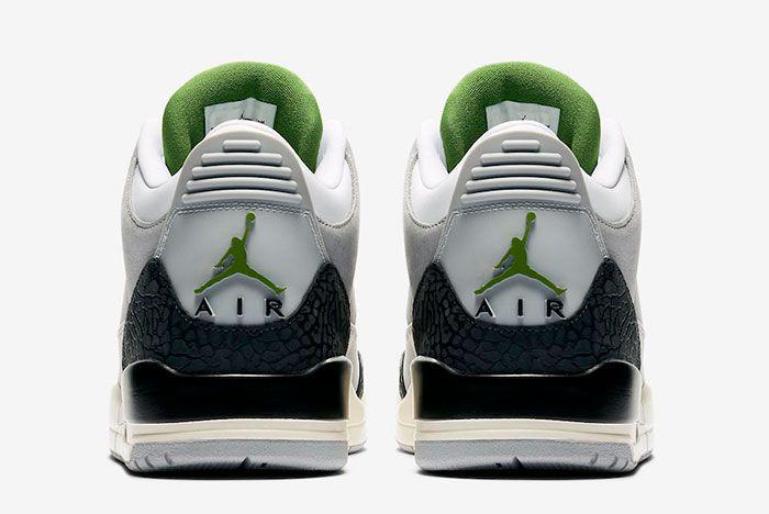 Air Jordan 3 Tinker Chlorophyll 136064 006 Release Date 5 Sneaker Freaker