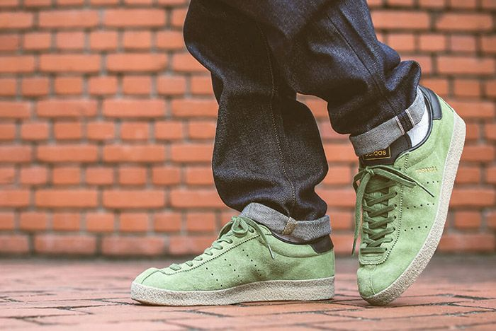 Adidas Topanga Clean Green 4