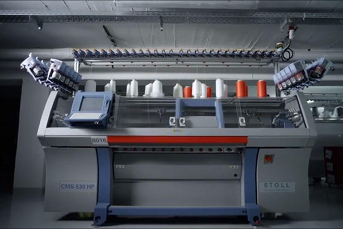Stoll CMS 530 HP Knitting Machine