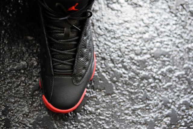 Air Jordan 13 Leather Bred 5