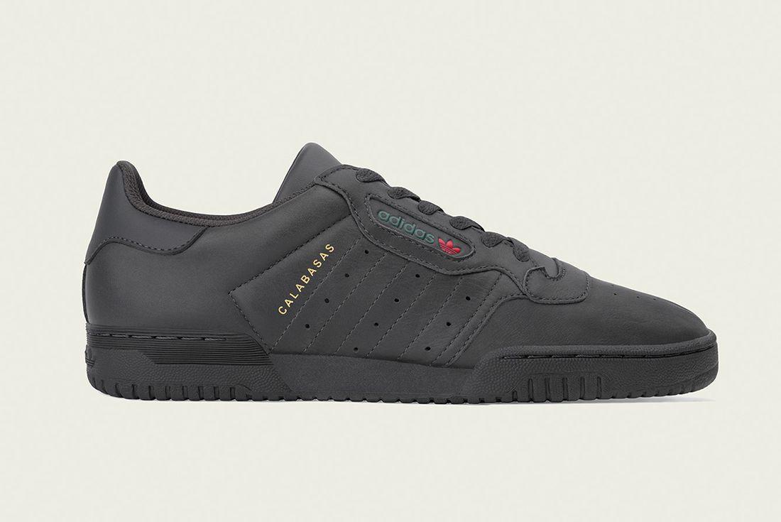 Adidas Yeezy Powerphase Black 6