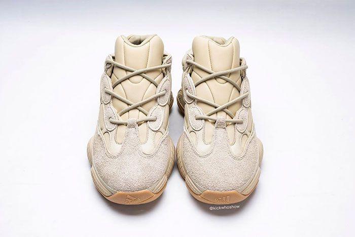 Yeezy 500 Stone Toe