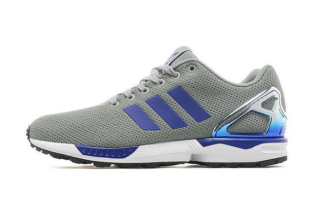 Adidas Zx Flux Metallic Blue