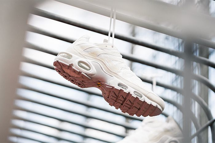 Nike Air Max Plus Deconstructed White Cd0882 100 Release Date Lateral