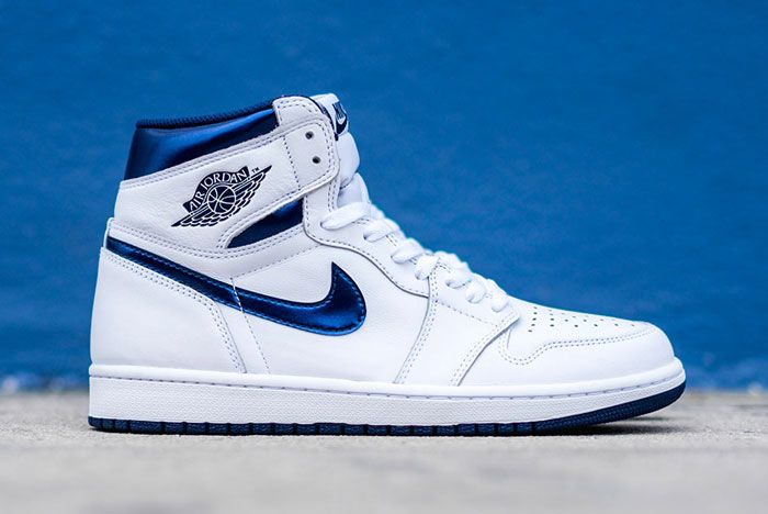 Air Jordan 1 High Og White Navy Release Details 3