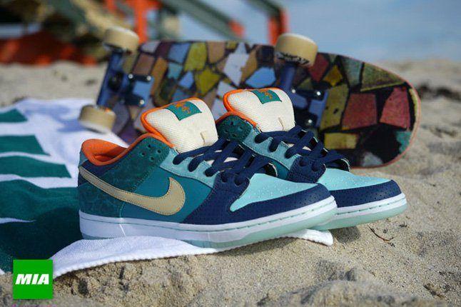 Mia Skate Shop X Nike SB Dunk Low (10th Anniversary) - Sneaker Freaker