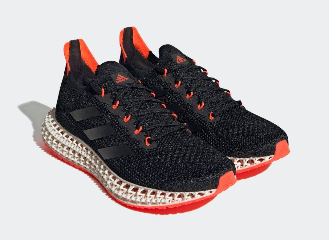 adidas 4dfwd black official pics