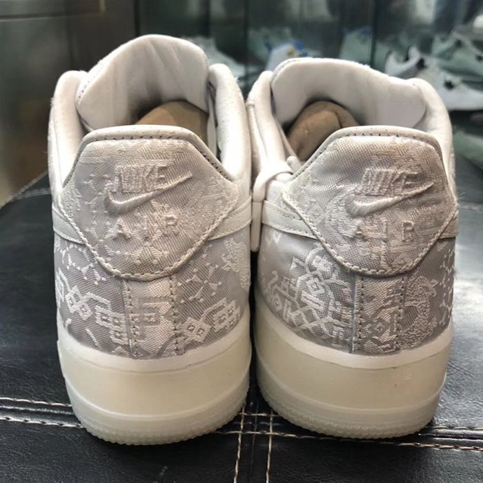 Clot X Nike Air Force 1 Sneaker Freaker 1