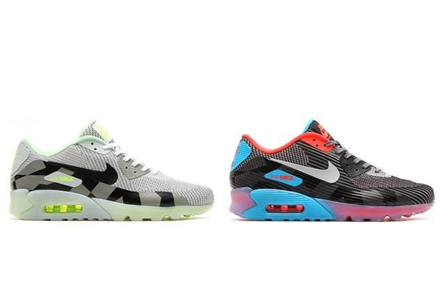 Nike Air Max 90 Ice Jacquard 3