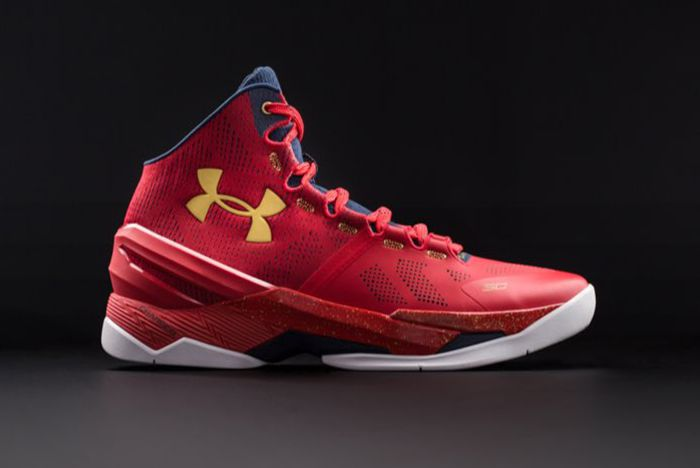 Under Armour Curry Two Floor General