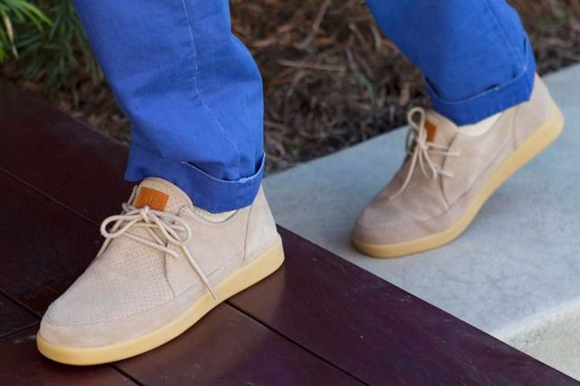 Clae Spring Collection Tan Low Cut 1