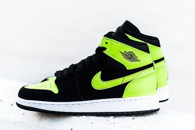 Air Jordan 1 High Gg Ghost Green 1