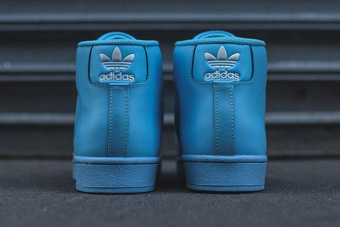 Adidas Pro Model Baby Blue 4