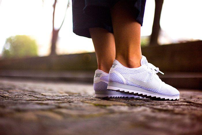 Nike Cortez Ultra Br Wmns White 1