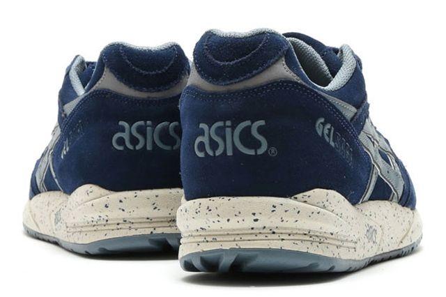 Asics Tiger Gel Saga Goblin Blue 6
