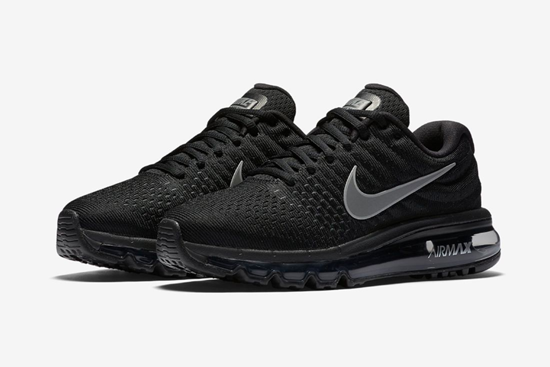 Nike Air Max 2017 Blacksilver 4