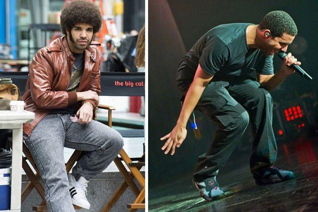 Drake Sneaker Style Profile 9