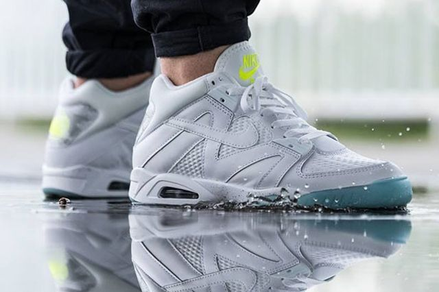 Nike Air Tech Challenge 3 White Volt Ice