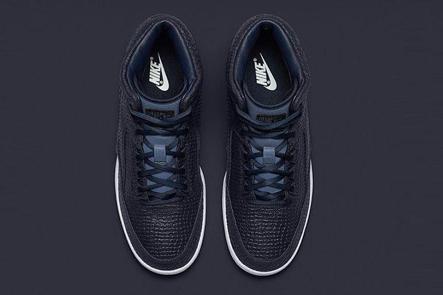 Nike Air Python Obsidian 3