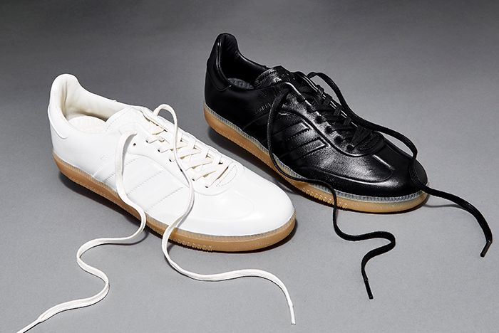 Barneys New York Adidas Samba 3