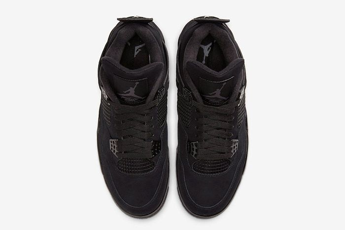 Air Jordan 4 Black Cat Cu1110 010 2020 Top