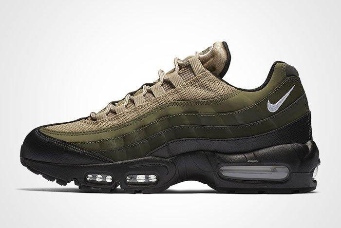 Nike Air Max 95 Green Khaki Thumb