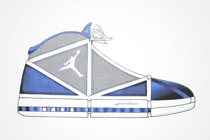 Creating The Air Jordan 16 – Behind The Designfeature
