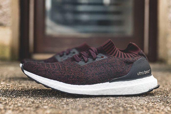 Adidas Ultraboost Uncaged Dark Burgundy 6