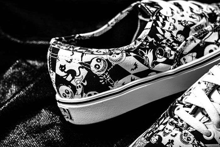 Vans The Nightmare Before Christmas Release Date 14 Close Up