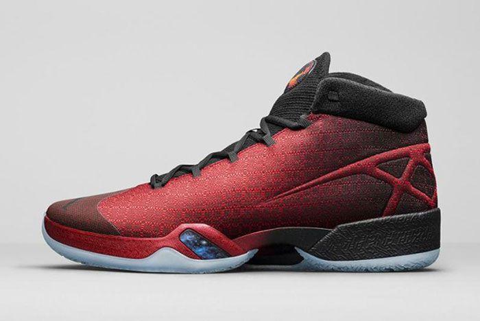 Air Jordan Xxx Gym Red 1