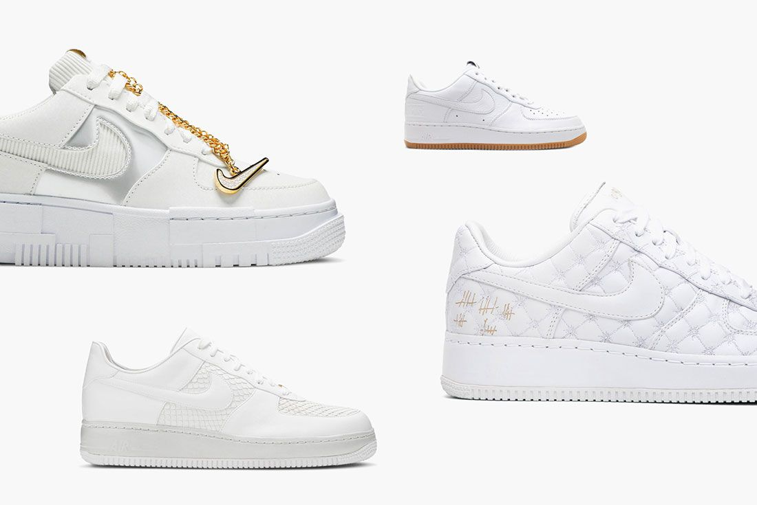 Sneaker Freaker GOAT Nike Air Force 1 Treasure Trove Header