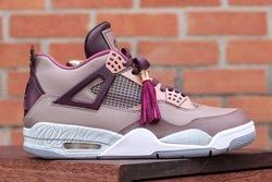 Thumb Air Jordan 4 Louis Vuitton Don Custom Wale 1